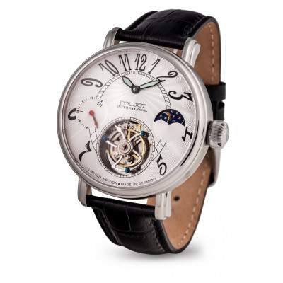POLJOT INTERNATIONAL   TOURBILLON POWER RESERVE 43MM  MEN'S WATCH LIMITED EDITION 100PIECES  3340.T14