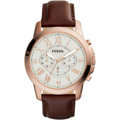 FOSSIL GRANT MEN'S 44MM  FS4991