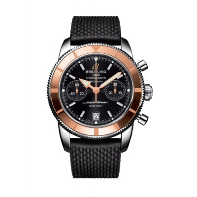 BREITLING SUPEROCEAN HERITAGE CHRONOGRAPHE AUTOMATIC 44MM MEN'S WATCH U2337012/BB81/278S