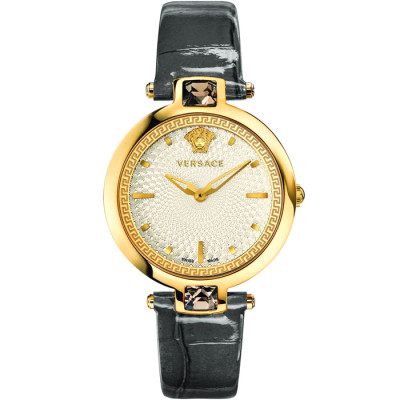 VERSACE CRYSTAL GLEAM 36.5MM LADIES WATCH VAN06 0016