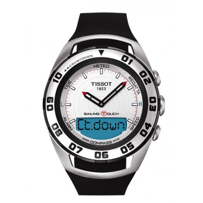 TISSOT SAILING-TOUCH 45MM MEN'S WATCH   T056.420.27.031.00