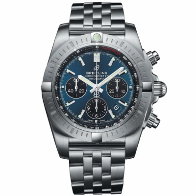 BREITLING CHRONOMAT B01 CHRONOGRAPH 44MM MEN'S WATCH AB0115101C1A1