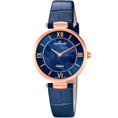 CANDINO ELEGANCE D-LIGHT 30MM LADIES WATCH C 4671/2