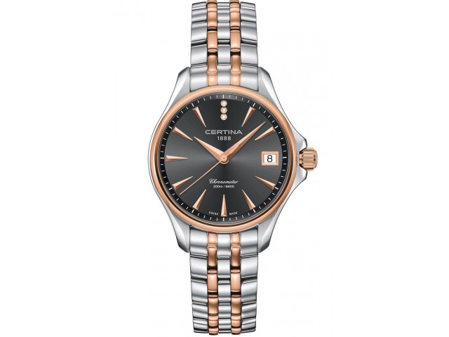 CERTINA DS ACTION 34MM LADY'S WATCH C032.051.22.086.00