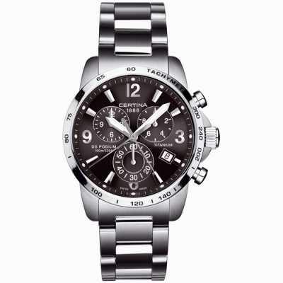 CERTINA DS PODIUM BIG SIZE 42MM MEN'S WATCH  C001.617.44.087.00