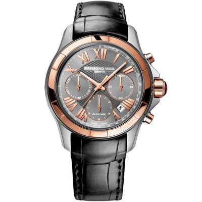 RAYMOND WEIL PARSIFAL AUTOMATIC 41.4MM MEN'S WATCH 7260-SC5-00608