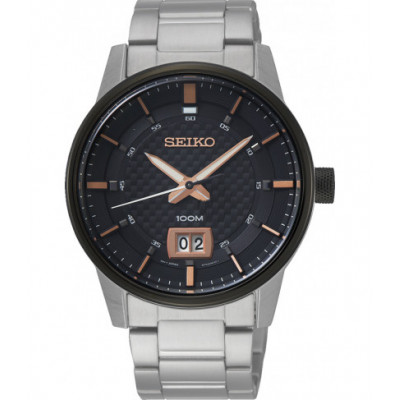 SEIKO SPORT QUARTZ 41MM MEN'S WATCH SUR285P1