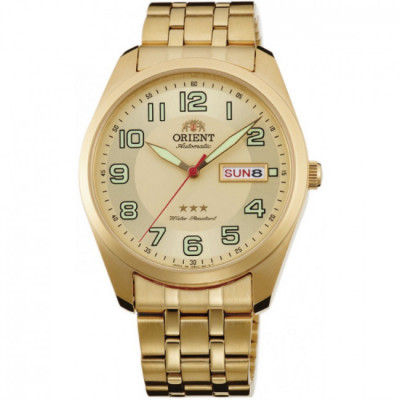 ORIENT 3 STARS 40 MM MEN'S WATCH RA-AB0023G