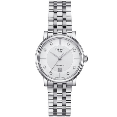 TISSIT CARSON AUTOMATIC  30MM LADIES WATCH  T122.207.11.036.00