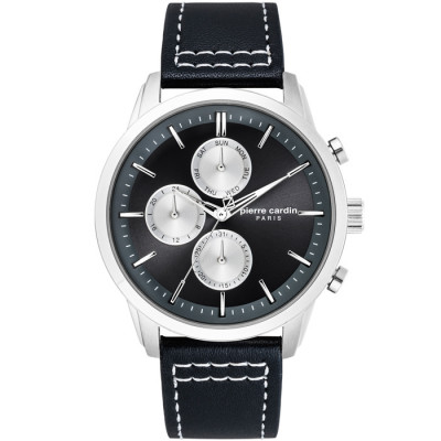 PIERRE CARDIN CHAMPERRET 44MM MEN'S WATCH PC902741F03