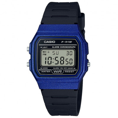 CASIO COLLECTION F-91WM-2AE