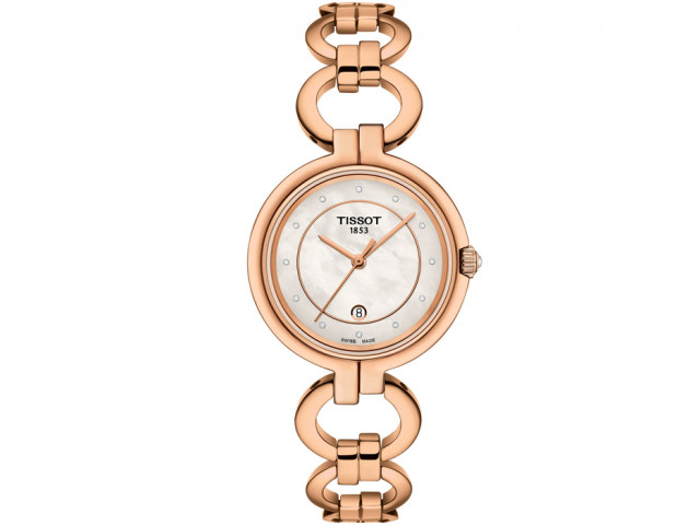 TISSOT FLAMINGO 30MM LADIES WATCH T094.210.33.116.01