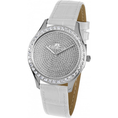 JACQUES LEMANS CLASSIC 37MM LADY 1-1841ZE