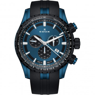 EDOX GRAND OCEAN CHRONOGRAPH 45MM MEN'S WATCH 10226 357BUNCA BUINO