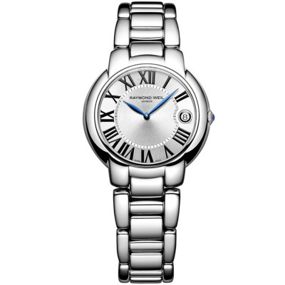 RAYMOND WEIL JASMINE QUARTZ 35MM LADIES WATCH 5235-ST-00659