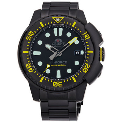 ORIENT M-FORCE LIMITED EDITION 47MM MEN'S WATCH RA-AC0L06B
