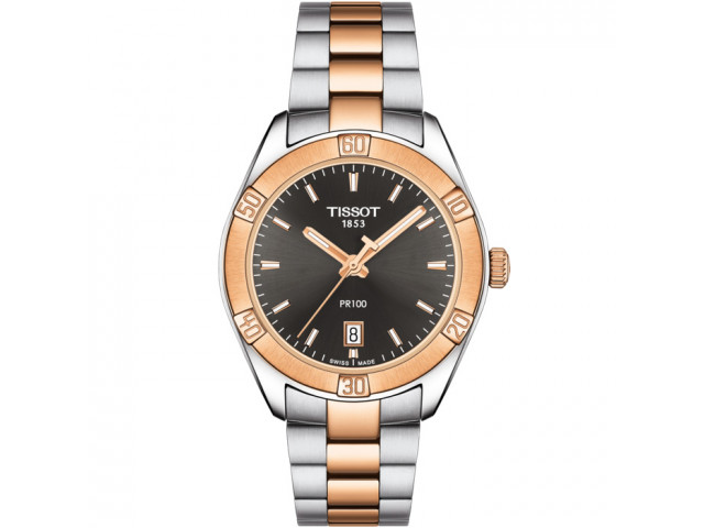 TISSOT PR 100  36ММ LADIES WATCH T101.910.22.061.00
