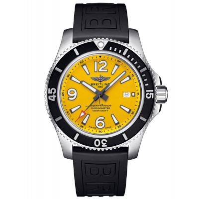 BREITLING SUPEROCEAN AUTOMATIC 44 MEN'S WATCH A17367021I1S1