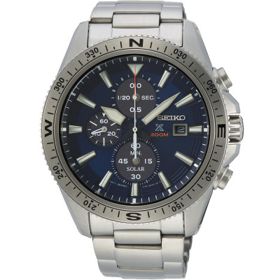 SEIKO PROSPEX SOLAR 44MM MEN'S WATCH SSC703P1