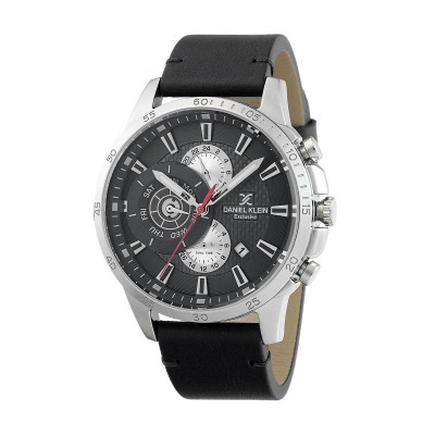 DANIEL KLEIN EXCLUSIVE 45MM MEN'S WATCH DK1.12255-2