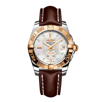 BREITLING  GALACTIC 36 AUTOMATIC LADIES WATCH  C3733012/A725/416X/A16BA.1