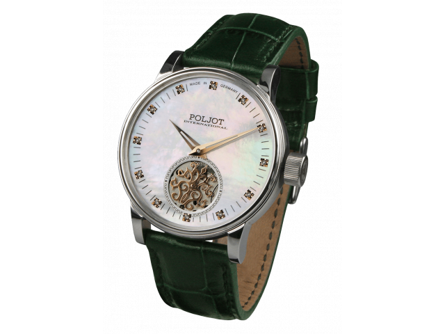 POLJOT INTERNATIONAL YAKUTIA AUTOMATIC 35MM LADIES  WATCH 2706.1330131