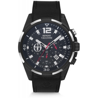 SERGIO TACCHINI ARCHIVIO 47MM MEN`S WATCH ST.1.127.02