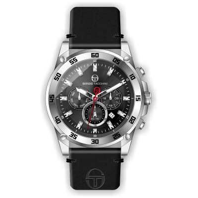 SERGIO TACCINI ARCHIVIO QUARTZ 46MM MEN'S WATCH ST.1.10078-1