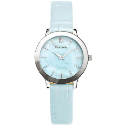 PIERRE LANNIER WEEK-END LINGE PURE 28MM LADY'S WATCH 020H666