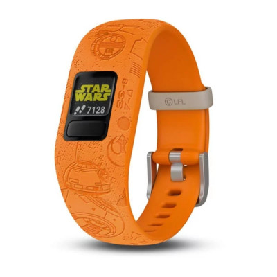 GARMIN ФИТНЕС ГРИВНА VÍVOFIT® JR. 2 STAR WARS LIGHT SIDE С РЕГУЛИРУЕМА КАИШКА 010-01909-1A