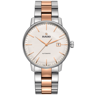 RADO COUPOLE AUTOMATIC  41MM  MAN'S WATCH  R22876022