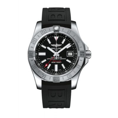 BREITLING AVENGER II GMT 43MM AUTOMATIC  MEN'S WATCH  A3239011/BC35/131S/A20S.1