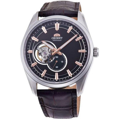 ORIENT CLASSIC OPEN HEART AUTOMATIC 41MM MEN'S WATCH РЪЧЕН RA-AR0005Y