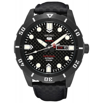 SEIKO 5 SPORT LIMITED EDITION 44 MM MENS WATCH XSRP721K1