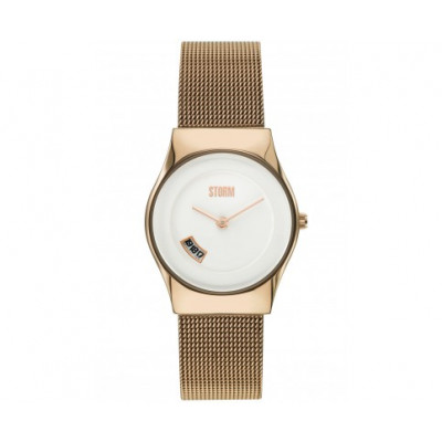 STORM LONDON CYRO ROSE GOLD 34 MM LADIES' WATCH     47154RG