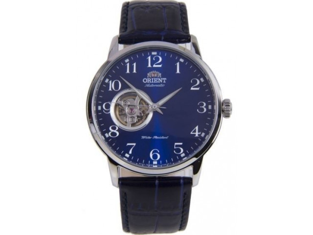 ORIENT CLASSIC OPEN HEART AUTOMATIC 41MM MEN'S WATCH РЪЧЕН RA-AG00011L