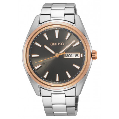 SEIKO CLASSIC 40MM MEN'S WATCH SUR344P1