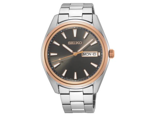 SEIKO CLASSIC 40MM MEN'S WATCH SUR344P1