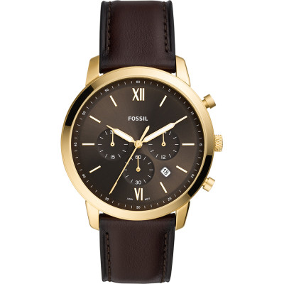 FOSSIL NEUTRA CHRONO 44MM MEN'S WATCH FS5763