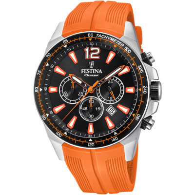 FESTINA THE ORIGINALS 45MM MEN`S WATCH F20376/5