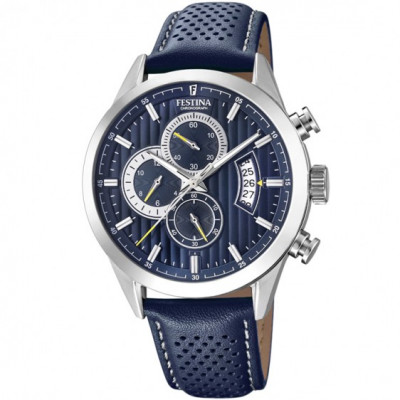 FESTINA CHRONOGRAPH 43.5MM MEN`S WATCH F20271/5