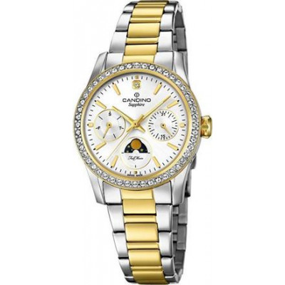 CANDINO MOON-PHASE 33MM LADIES WATCH C4687/1