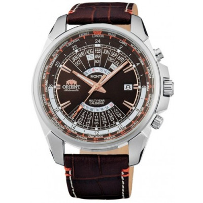ORIENT MULTI-YEAR CALENDAR 44 MM MEN'S WATCH FEU0B004TH