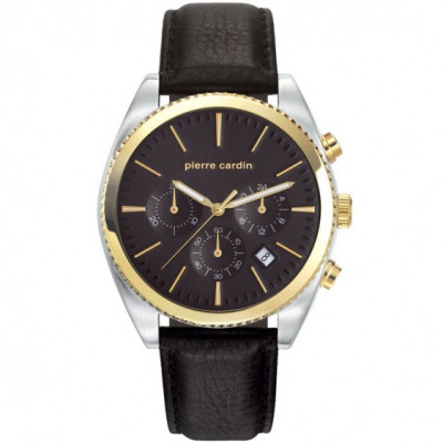 PIERRE CARDIN DENFERT HOMME 41MM MEN'S WATCH  PC107541F02