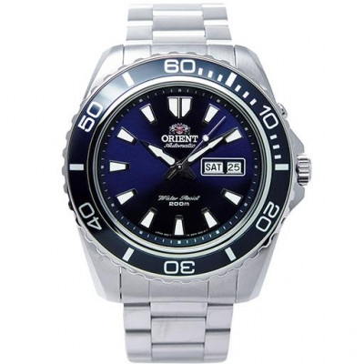 ORIENT DIVING MAKO XL AUTOMATIC 44.5 MM MEN'S WATCH FEM75002D