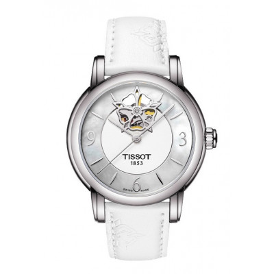 TISSOT LADY HEART POWERMATIC 80 35MM LADIES WATCH T050.207.17.117.04
