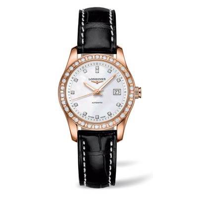 LONGINES CONQUEST CLASSIC AUTOMATIC 29.5MM LADIES WATCH L2.285.9.87.3