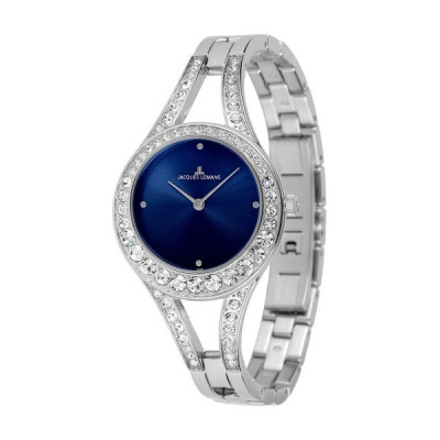 JACQUES LEMANS PARIS 32MM LADIES WATCH 1-2072A
