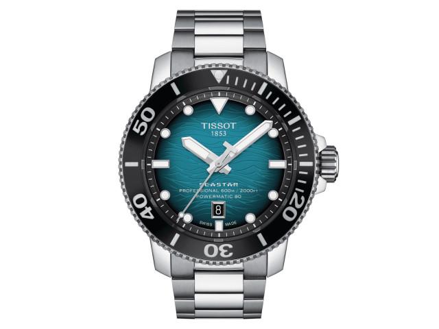 TISSOT SEASTAR PROFESSIONAL 46MM MEN'S WATCH T120.607.11.041.00