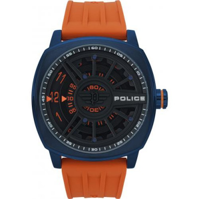 POLICE SPEED HEAD 49MM MEN'S PL.15239JSBL/02P